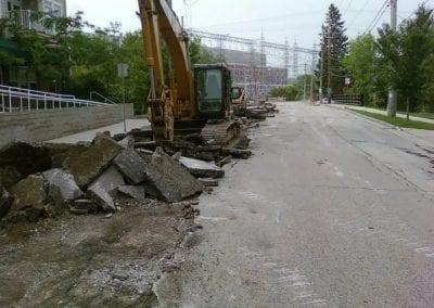 Road Work