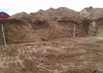 Surveying Pit